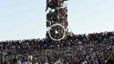 En Nigeria, el fútbol mueve pasiones que desbordan la grada.