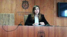 Nerea Belmonte, la concejal tránsfuga de Alicante.