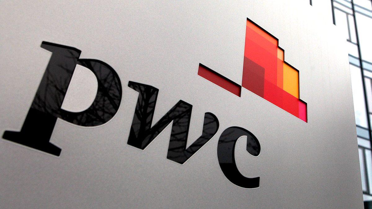Logotipo de la auditora PwC.