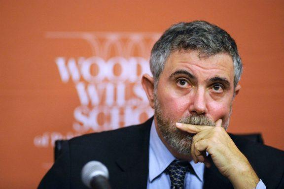 El nobel de Economía Paul Krugman (Foto: GETTY).