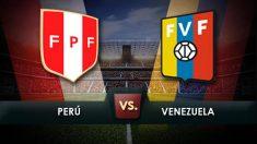 Perú vs Venezuela