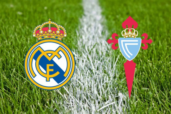 El Real Madrid recibe al Celta de Vigo en el Santiago Bernabéu.