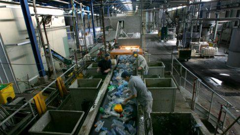 Planta de recogida de basuras (Foto: GETTY).