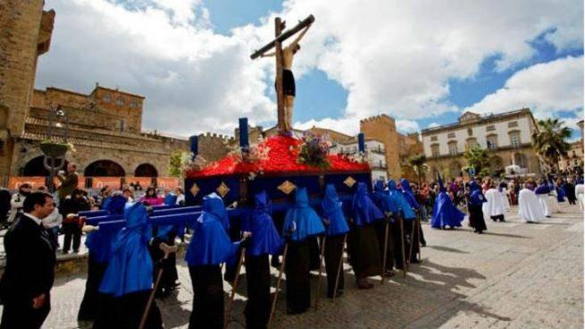 Semana Santa Cáceres 2016: Procesiones, itinerarios y horarios