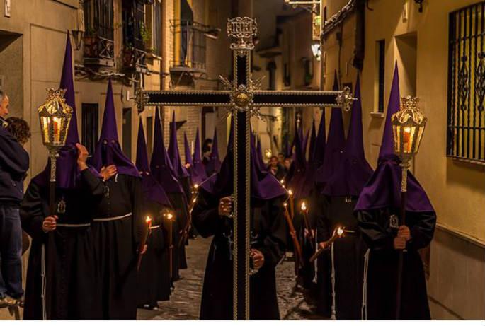 Semana Santa Toledo 2016 Procesiones, itinerarios y horarios