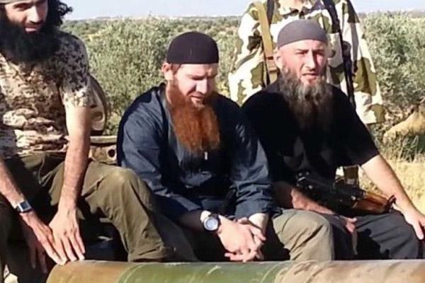 Abu Omar Al-Shishani, en una imagen de archivo.