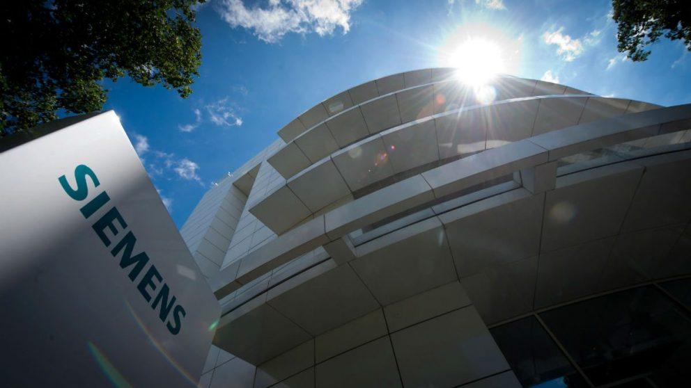 Sede de Siemens en Munich (Foto: GETTY)