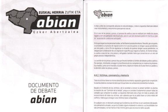 Imagen de la portada del documento Abian de Sortu y Otegi