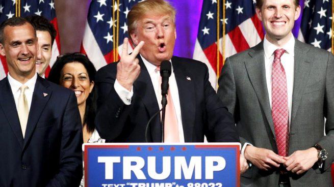 Donald Trump amenaza con disturbios en las calles si no es elegido candidato Republicano