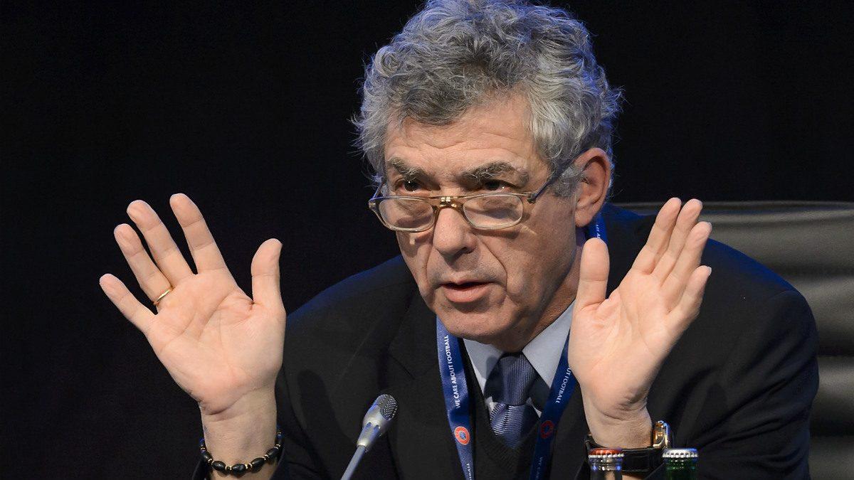 Villar dimite como vicepresidente la UEFA. (AFP)