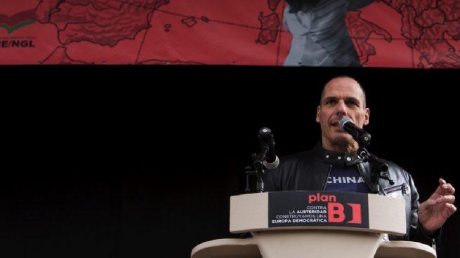 La concejala del 'sinpa' de Varoufakis escurre el bulto y se contradice en sus explicaciones