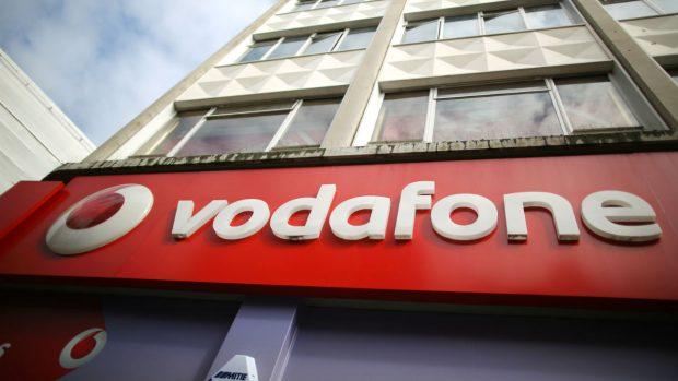 Establecimiento de Vodafone (Foto: GETTY).