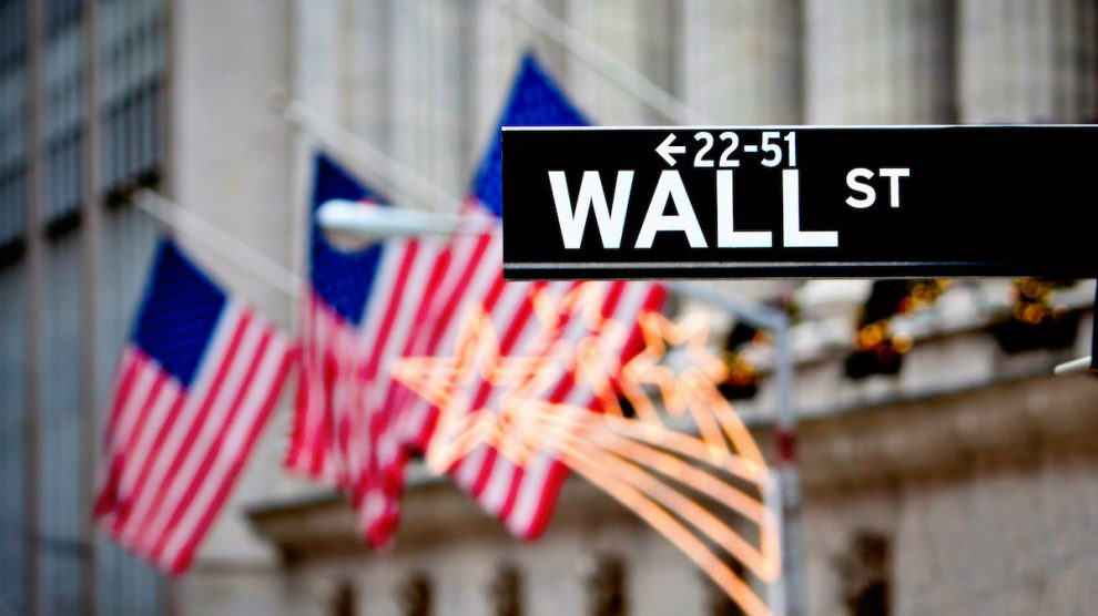 Wall Street (Foto: Getty Images)