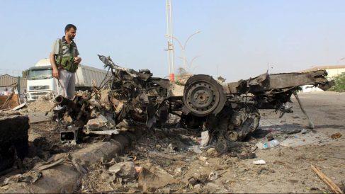 La guerra en Yemen continúa con varios frentes abiertos. (Reuters)