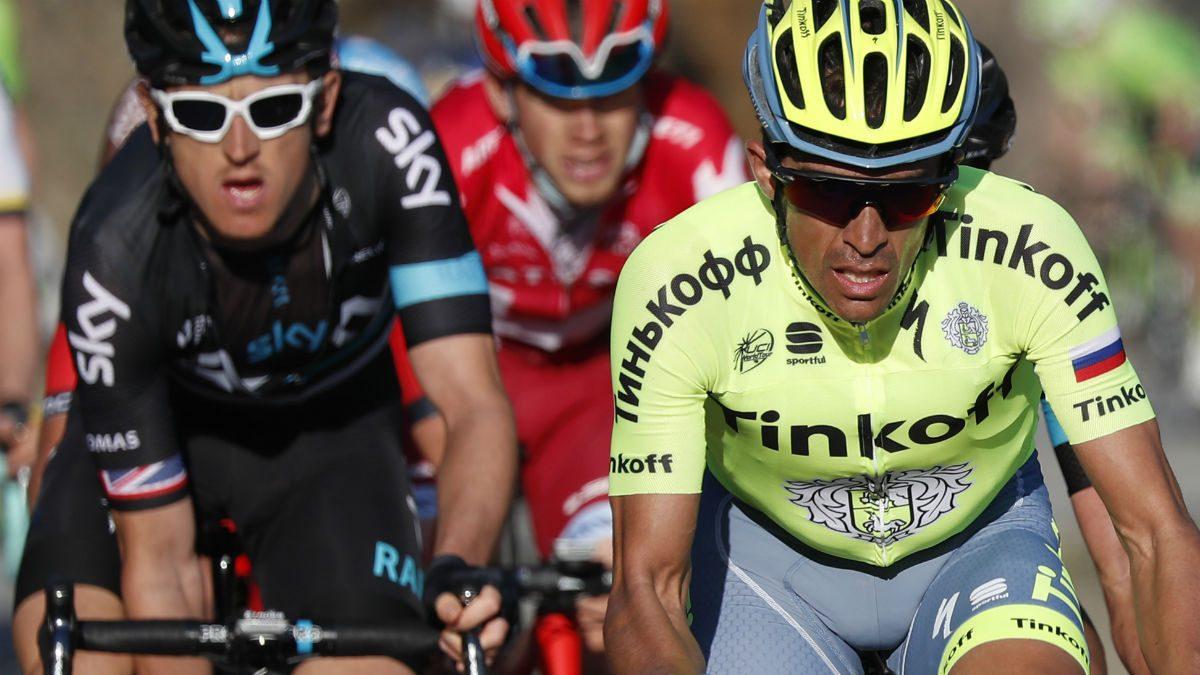 Alberto Contador y su última oportunidad de ganar el Tour (AFP)