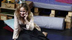 La actriz Marta Larralde es una de las protagonistas de la obra de teatro. (Foto: EP)