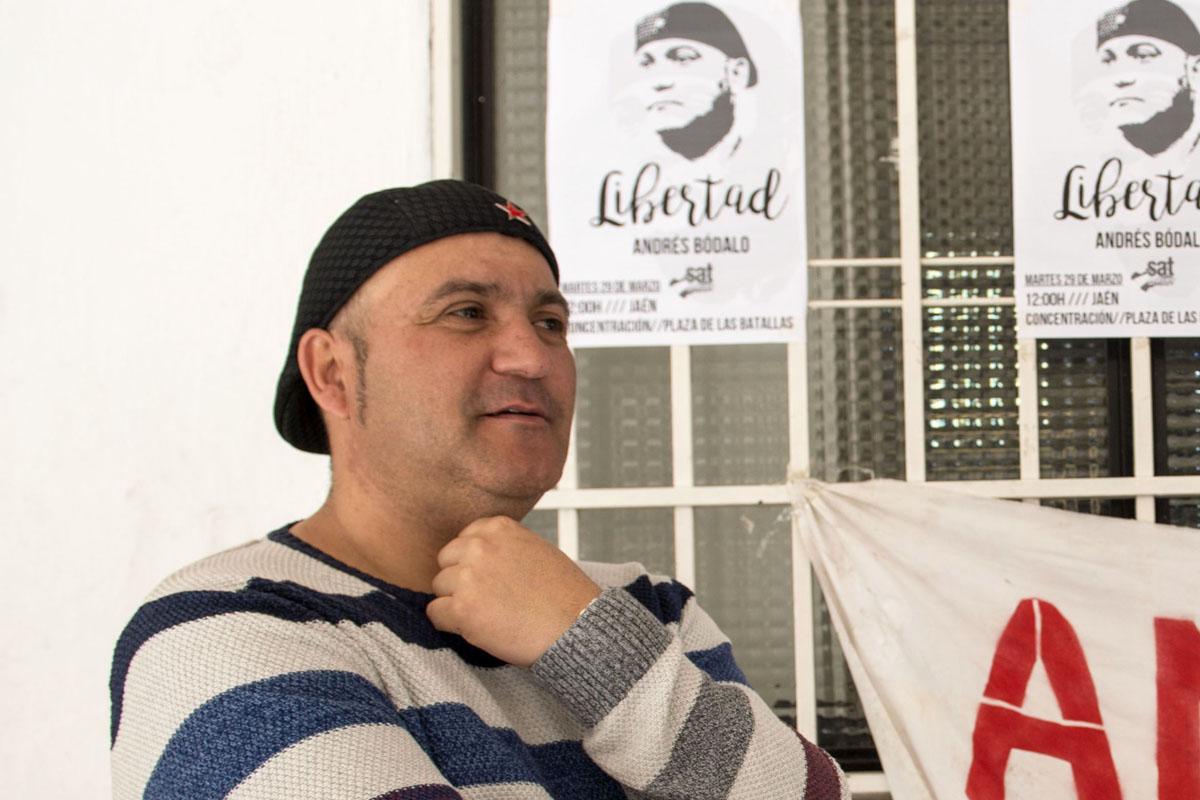 Andrés Bódalo. (Foto: EFE)