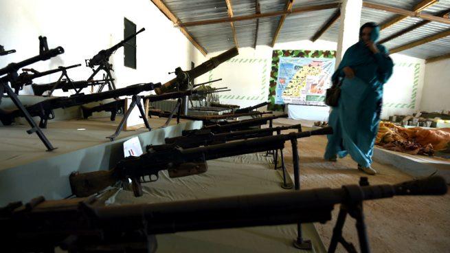 El Ejército de Argelia confisca seis misiles antiaéreos en una operación antiterrorista