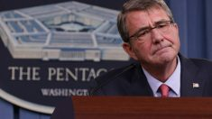 El secretario de Defensa del Pentágono, Ashton Carter. (Foto: Getty)