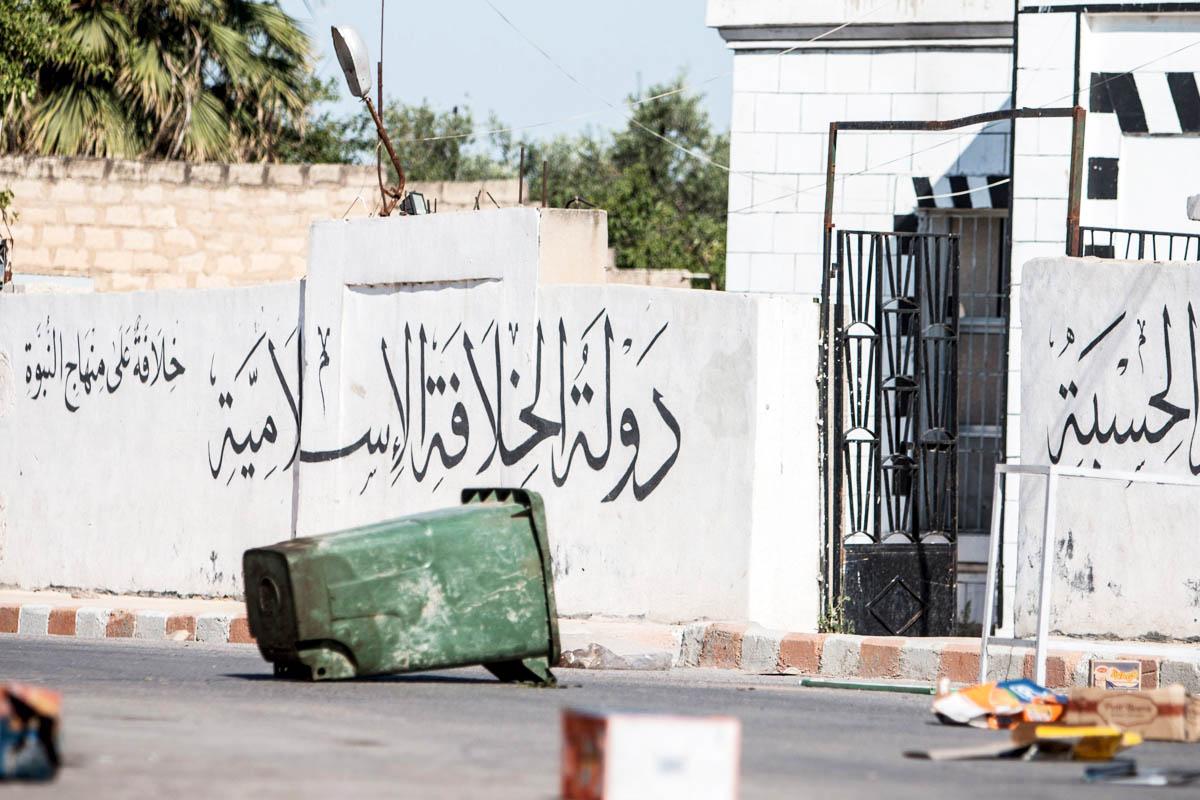 Imagen de archivo de un atentado del Estado Islámico (Foto: Reuters)