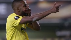 Bakambu se marchó a China después de una millonaria oferta para el Villarreal de 40 millones. Jugará en el Sinobo Guoan