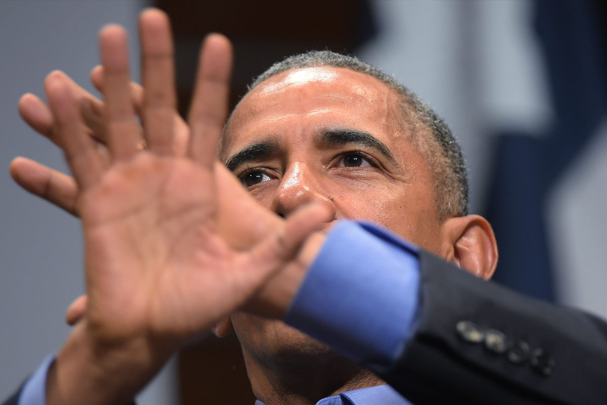 Barack Obama. (Foto: AFP)