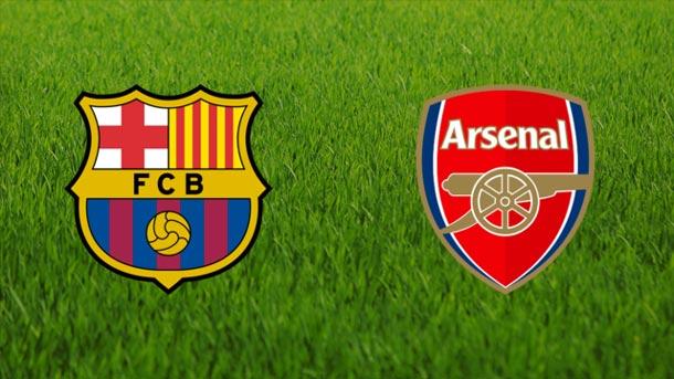 Barcelona vs Arsenal: horario y canal de televisión