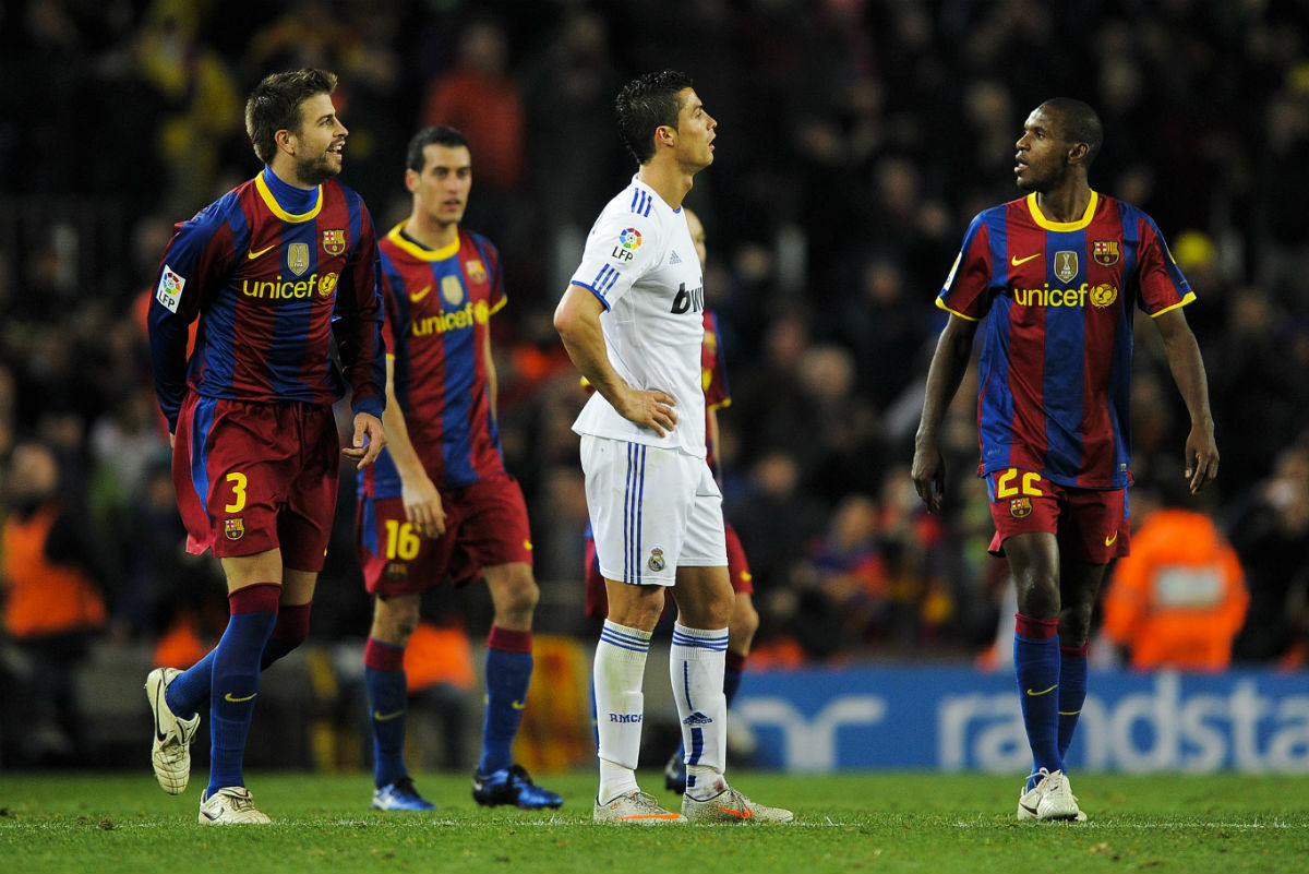 barcelona vs real madrid en directo en vivo online