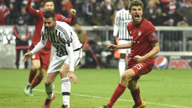 Müller-Bayern-Juventus