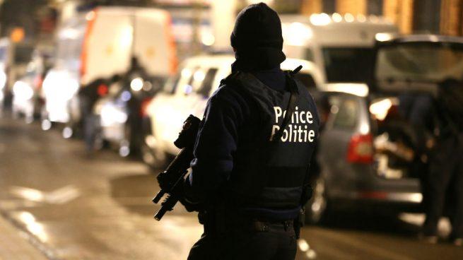 Policía Bélgica