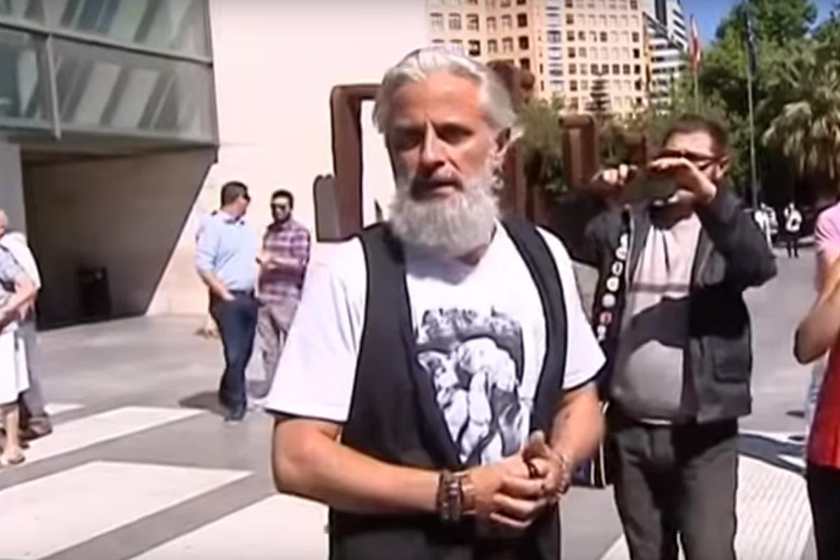 Marcos Benavent, el 'yonqui del dinero'.