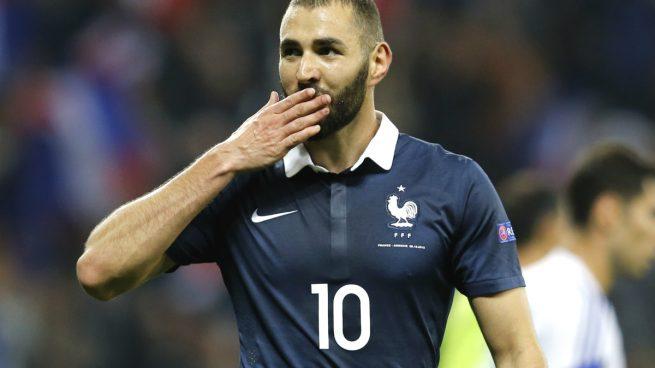Karim-Benzema-Francia