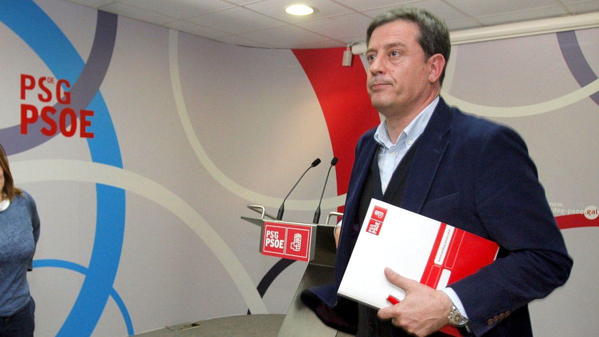 Ramón Gómez Besteiro en una reciente imagen. (Foto: Efe)