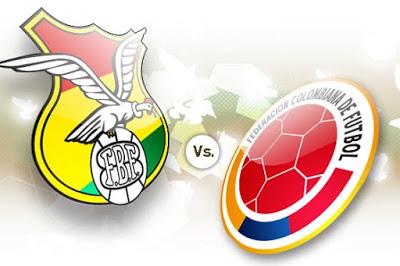 Boliva vs Colombia