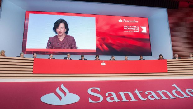 Banco santander contrata a idealista en secreto para for Inmobiliaria del banco santander
