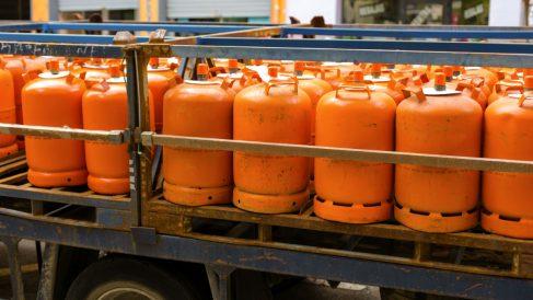 Bombonas de butano (Foto: GETTY/ISTOCK)