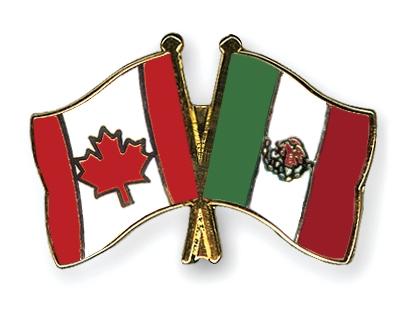 Canadá vs México