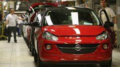 Planta de montaje de Opel (Foto: GETTY).