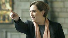 La alcaldesa de Barcelona, Ada Colau. (EFE)