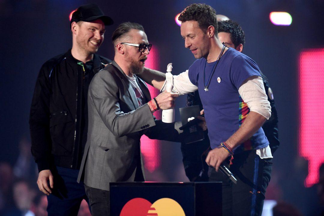 Coldplay galardonado con su noveno BRIT (Getty)