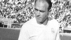 Di Stéfano, el mejor jugador de la historia de la Copa de Europa. (Getty)
