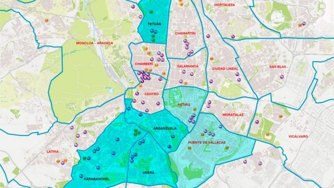 Podemos aplica una estrategia para reventar plenos en Madrid e insultar y amenazar a ediles del PP
