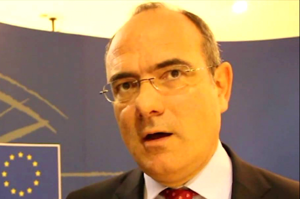 Jaume Duch, portavoz del Parlamento Europeo.