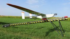 Dron de Elimco (Foto: ELIMCO SOLUCIONES).