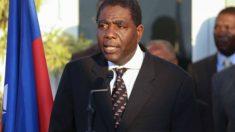 Enex Jean-Charles, el nuevo primer ministro de Haití. (Foto: Agencias)