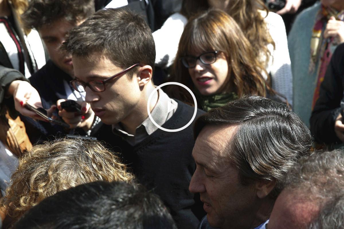 El número 2 de Podemos, Íñigo Errejón. (Foto: EFE)