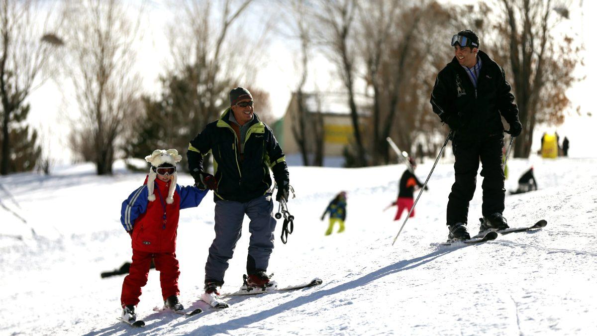 Estación de esquí (Foto: GETTY).