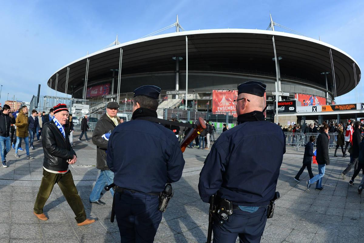 Habrá muchas medidas de seguridad en la Eurocopa. (Getty)