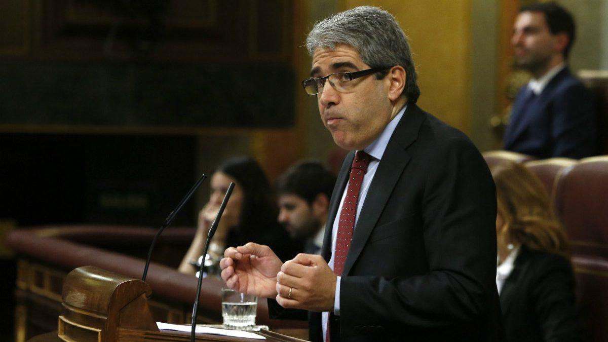 Francesc Homs, portavoz del PDeCAT.