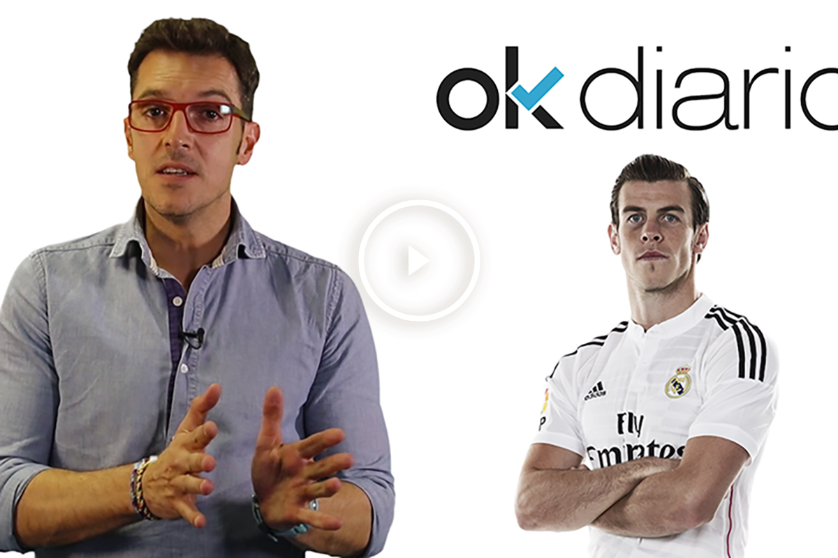 Bale tiene mejor media de goles que la MSN.